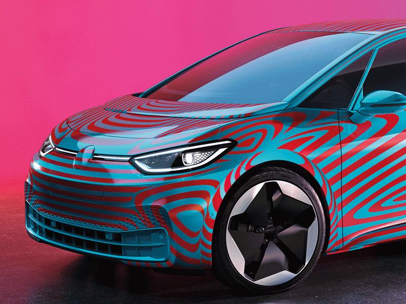 VW ID.3 Prebooking