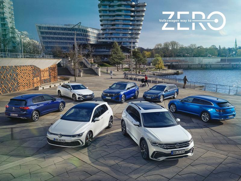 Volkswagen Hybrid-Wochen