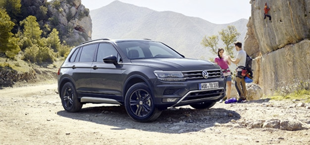 Tiguan Highline 4MOTION 2,0 l TDI SCR (150 PS) 7-Gang-DSG