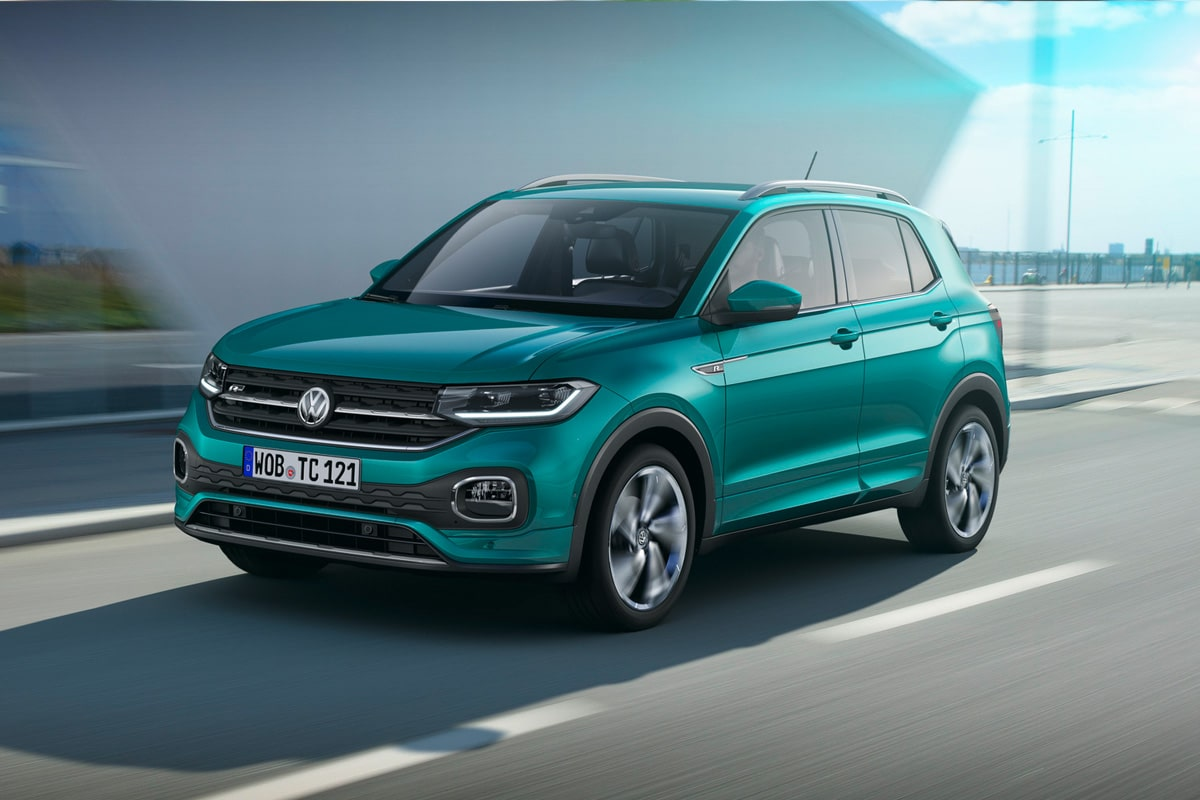 T-Cross ``Discover